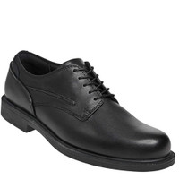 Dunham Burlington Waterproof Dress Shoe Black