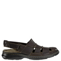 Dunham Monterey Sandal Brown Leather