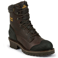 Chippewa 55053 Chocolate Oiled Composite Toe Logger