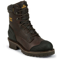 Chippewa 55051 Chocolate Oiled Composite Toe Logger