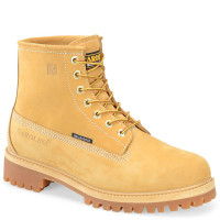 Carolina CA3045 6 Inch WP Wheat Work Boot