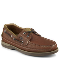 Sperry Mako 2 Eye Canoe Moc Boat Shoe Coffee