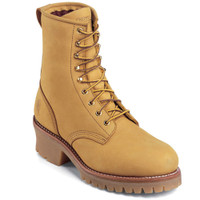 Chippewa 73040 Steel Toe Insulated Golden Nubuck Logger