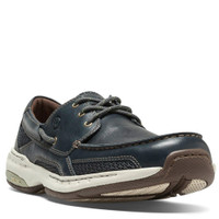 Dunham Captain Boat Shoe Navy MCN410NV