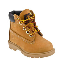 Timberland Toddler Wheat Nubuck Work Boot