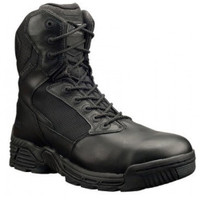 Magnum Stealth Force 8.0 Tactical Police Boot Soft Toe Side Zip