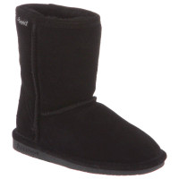 Bearpaw Kid's Emma Short  Boot Black
