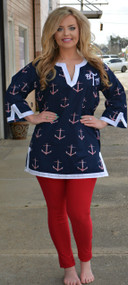 First Mate Tunic***FINAL SALE***