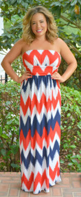 Firecracker On The Fourth Maxi