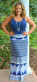 Grain Of Sand Maxi Skirt