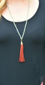 Pebbles In The Sand Necklace***FINAL SALE***