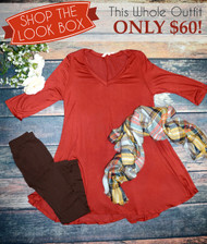 Shop The Look Box  -  Autumn Day