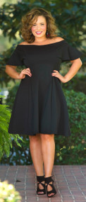 Having A Ball Dress - Black***FINAL SALE***