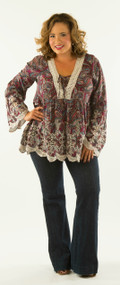 Twist And Shout Top***FINAL SALE***