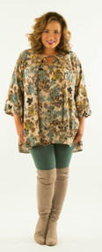 Sands Of Time Tunic***FINAL SALE***