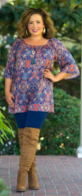 Crazy Little Thing Tunic***FINAL SALE***