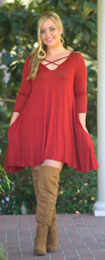 Rustic Soul Dress***FINAL SALE***