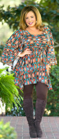 The Janie Tunic***FINAL SALE***