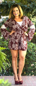 Birchwood Beauty Romper***FINAL SALE***