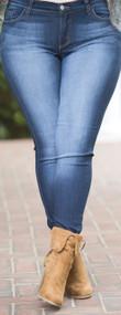 Just My Style Jean  -  Medium Wash