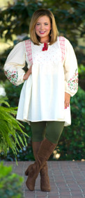 Christmas In The South Tunic