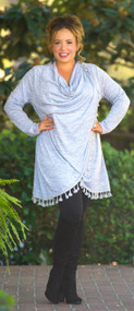 On The Silver Screen Tunic ***FINALE SALE***