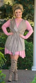 The Key To Success Dress  -  Mauve***FINAL SALE***