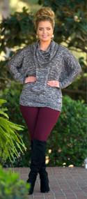 Sweeten The Deal Sweater  -  Black***FINAL SALE***