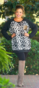 Tigers Eye Tunic***FINAL SALE****