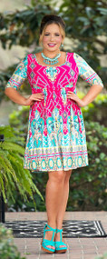 Shopping & Island Hopping Dress / Tunic***FINAL SALE***