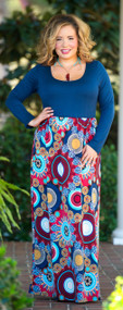 Let Me Bayou A Drink Maxi***FINAL SALE***