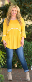 Sunny Days Ahead Top***FINAL SALE***