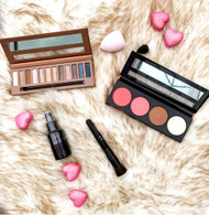 Valentine Vixen Makeup Beauty Bag