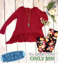 Shop The Look Box - In Full Bloom