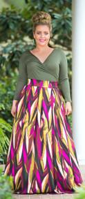 Garden Party Maxi Skirt