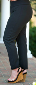 Back To Basics Ankle Pant -Black***FINAL SALE***