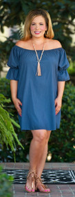 Take  A Deep Breath Dress/ Tunic
