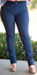 Belle And Beau Denim Jegging