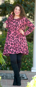 Color Me Pink Dress/Tunic