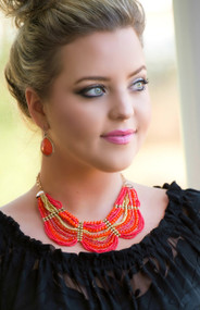 Make A Statement Necklace***FINAL SALE***