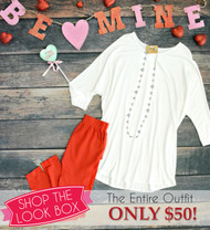 Shop The Look Box - Baby, Be Mine