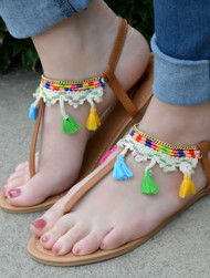 It's A Fantasy Sandal***FINAL SALE***