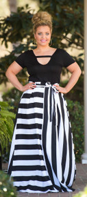 Prisoner Of Love Maxi Skirt