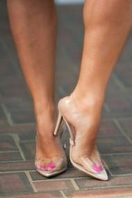 Cinderella's Slipper Heel