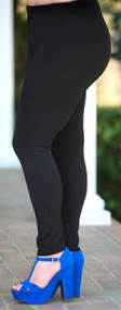 Meet Me At Sunset Ankle Pant  -  Black***FINAL SALE***