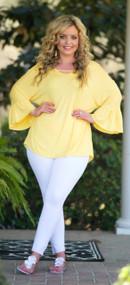 Sunshine State Of Mind Top  -  Lemon