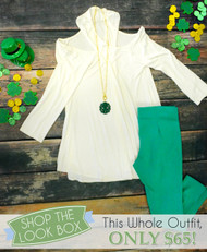 Shop The Look - The Luck Of The Irish