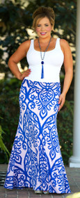 The Royal Order Maxi Skirt***FINAL SALE***