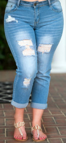 Fancy Free Jean***FINAL SALE***