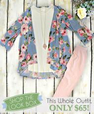 Shop The Look - Petals & Peonies